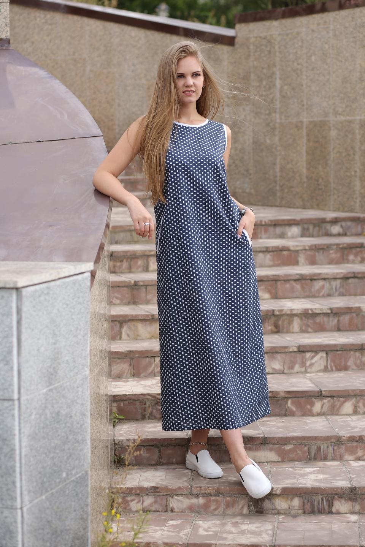 da64f39b156 Купить Платье 0101 из льна