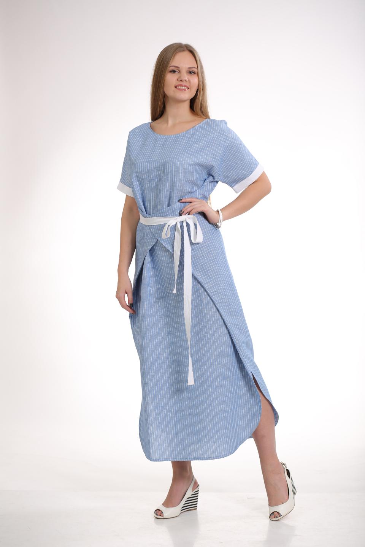 01955e0fdf0 Купить Платье 0103 из льна