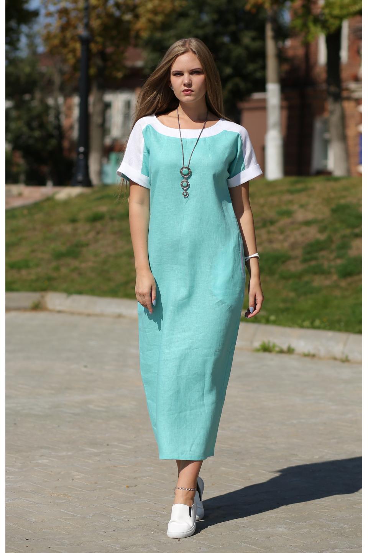 68d3b0d58ee Купить Платье 021 из льна