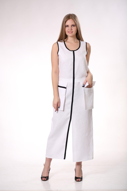 6bc587e7561 Купить Платье 026 из льна